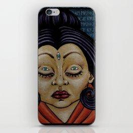 SHE, Buddha iPhone Skin
