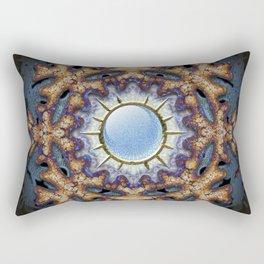 Astute Snowflake Rectangular Pillow
