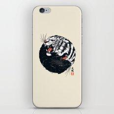 Taichi Tiger iPhone & iPod Skin