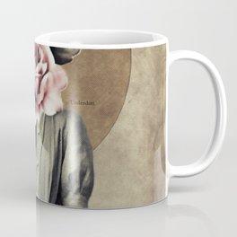 Flower lady Coffee Mug