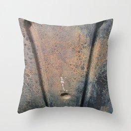 Pareidolia-7 Throw Pillow