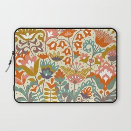 Forest flowers Laptop Sleeve