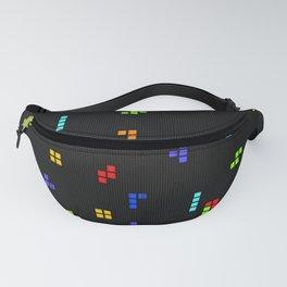 Tetris Time Fanny Pack