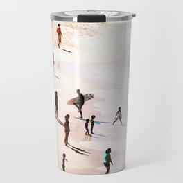 Beach Life Travel Mug