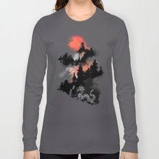 A samurai's life Long Sleeve T-shirt