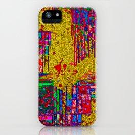 Golden Gate River Revenge Revised. iPhone Case
