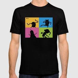 Bmo's Campaign Mosaic. T-shirt