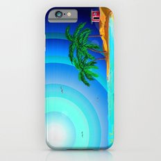 Another day in paradise iPhone 6s Slim Case