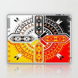 The Four Directions Laptop & iPad Skin