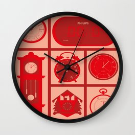 The Curious Incident of the Dog in the Night-time Wall Clock