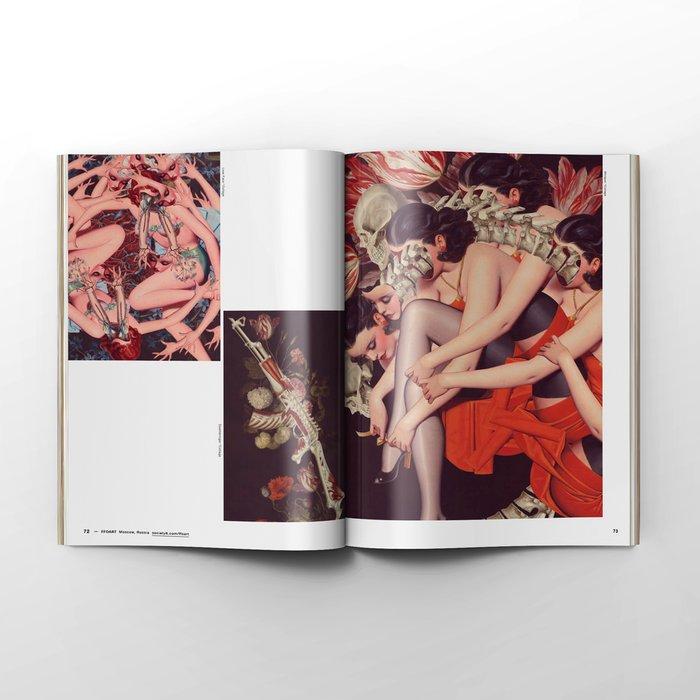 Society6 Art Quarterly / No.2.1 Editions