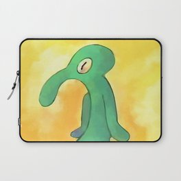 High Res Bold and Brash Repaint Laptop Sleeve
