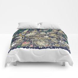 oak Comforters