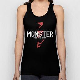 Monster Unisex Tank Top