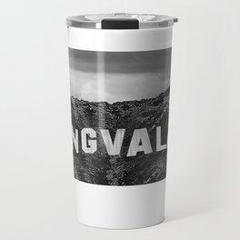 TONGVALAND Travel Mug