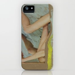 STRING iPhone Case