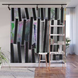 Continuum light Wall Mural