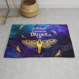 Strange The Dreamer - Laini Taylor Rug