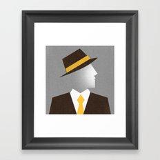 Keep Your Head - Part One Framed Art Print