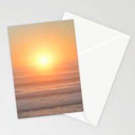 Northern Califoria Sunset Stationery Cards