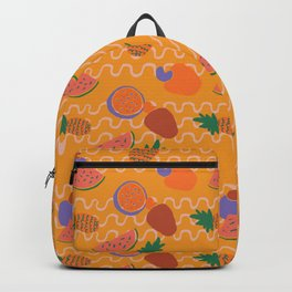Gomes pattern Backpack
