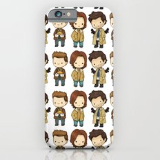 Chibi Dean Sam Castiel Supernatural Slim Case iPhone 6
