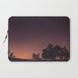 Sunset stars Laptop Sleeve