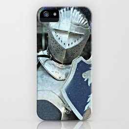 Shining Armor iPhone Case