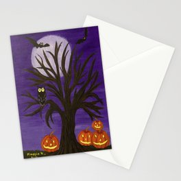 Halloween-2 Stationery Cards