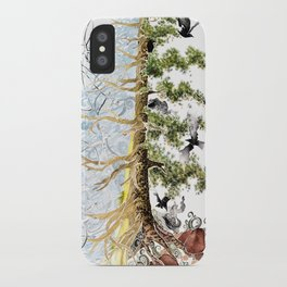 The Woods and The Water iPhone Case