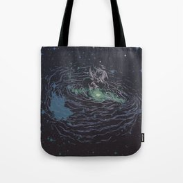 Universe of Love Tote Bag