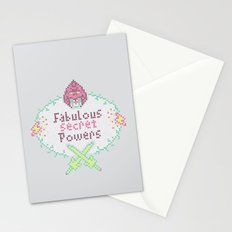 Masters Of X-Stitch Stationery Cards