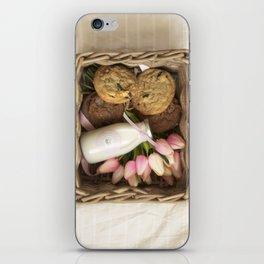 Cookie iPhone Skin