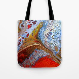 Abstract 19 Tote Bag