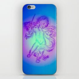 Heavenly apparition  Angel Music iPhone Skin