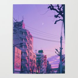 Lilac for a Night Poster