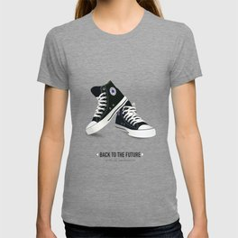 Back to the Future - Alternative Movie Poster T-shirt