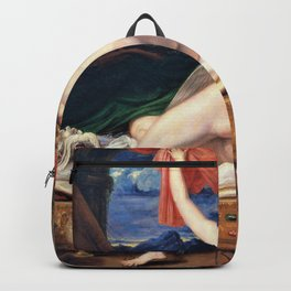 James Ward - Venus Rising from her Couch - Digital Remastered Edition Backpack