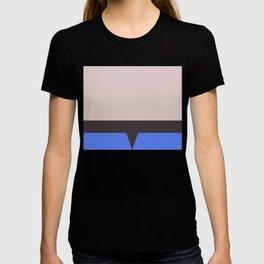 The Doctor - Minimalist Star Trek Voyager VOY - startrek - Trektangle Trektangles - EMH T-shirt