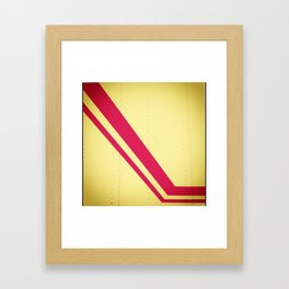check it out Framed Art Print
