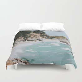 big sur / california Duvet Cover