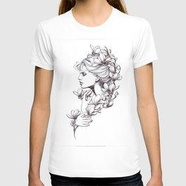 Magnolia Melancholy T-shirt
