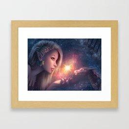 Fairy Wonders Framed Art Print