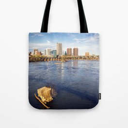 Richmond and the James River Tote Bag