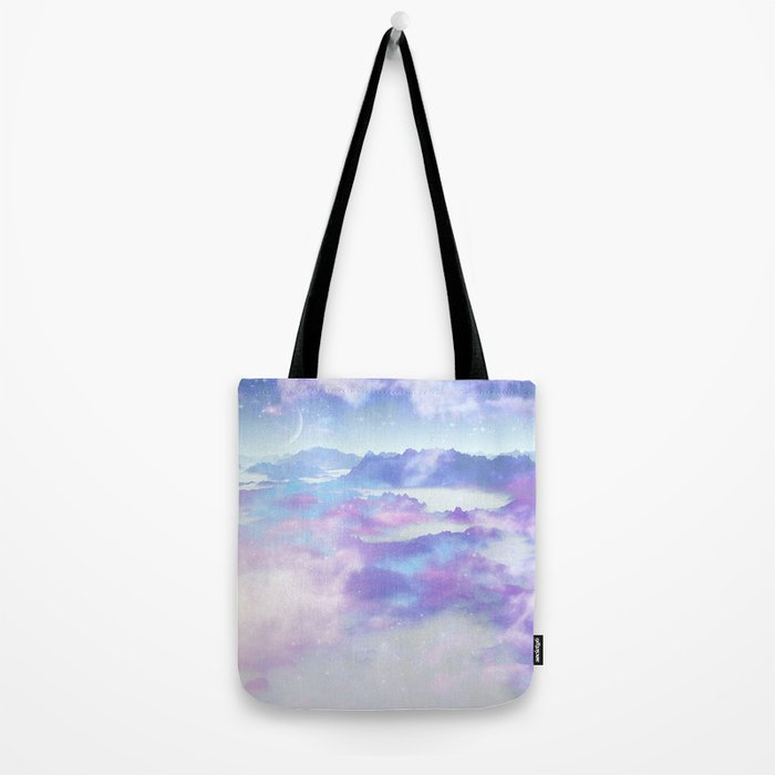 Dreaming landscape Tote Bag