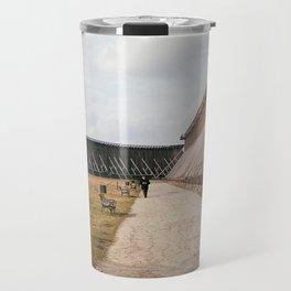 saline tour Travel Mug