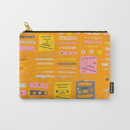 Color square 12 Carry-All Pouch