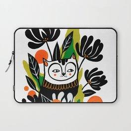 Mossy Cat Laptop Sleeve