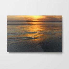 Fort Bragg Sunset Metal Print
