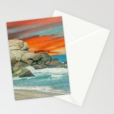 HAPPY SEASCAPE Stationery Cards